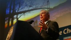 NYC Mayor Michael Bloomberg - One of eight US mayors driving green progress
