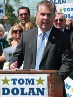 Suffolk County Legislative Candidate Tom Dolan