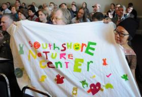 Supporters of the South Shore Nature Center