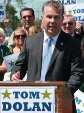 Suffolk County Legislative Candidate Tom Dolan