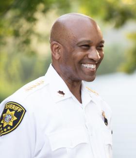 Sheriff Errol Toulon