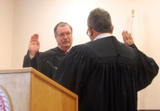 Southold Town Justice Brian Hughes