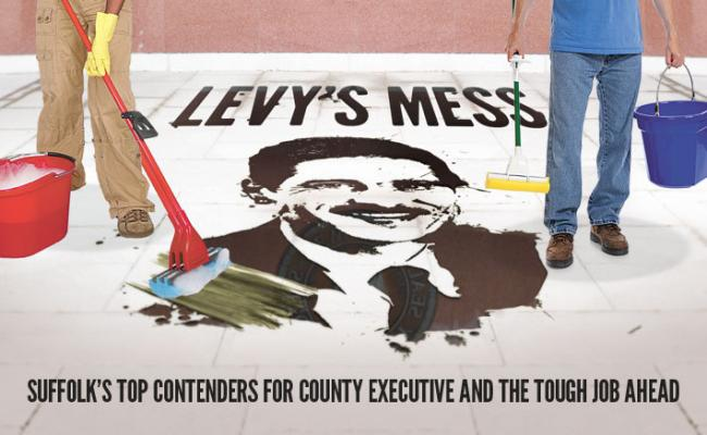 Levy's mess and the tough job ahead