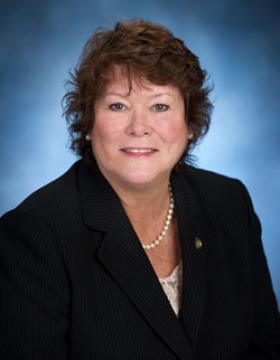 Town Clerk Patricia Eddington